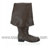 MAVERICK-2045 Brown Faux Leather